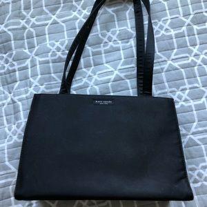 Kate Spade Vintage Black Sateen Bag